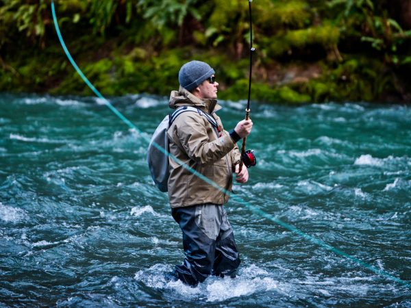 Coastal Rivers Winter Steelhead Spey Trips