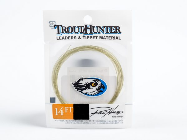 TroutHunter Rene Harrop Leader 14ft 3 Pack
