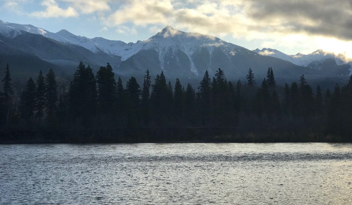River, Forest, & Mountains of Northern BC