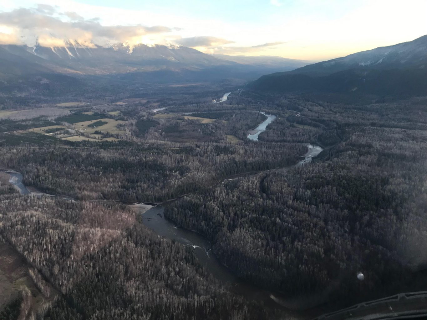 The Bulkley Valley, BC