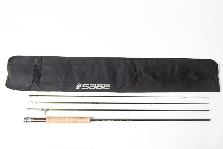 Sage SONIC fly rod